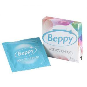 Beppy Soft Comfort Condooms 3 Stuks