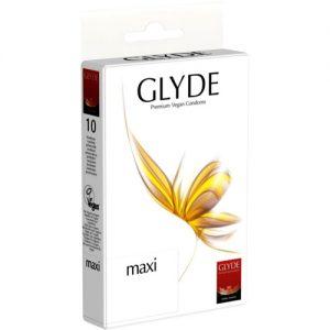 10 Extra Grote Glyde Condooms